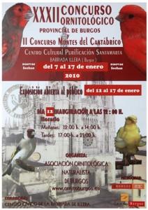 Concurso BURGOS ENERO 2010