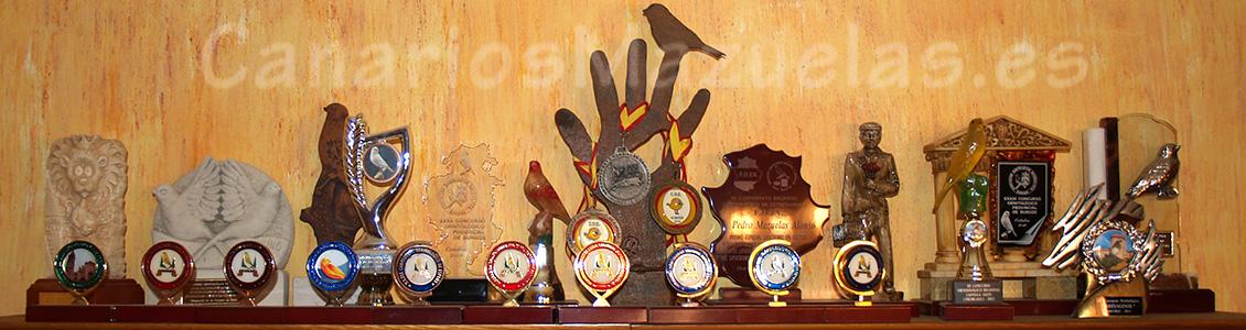 premios. trofeos antiguos