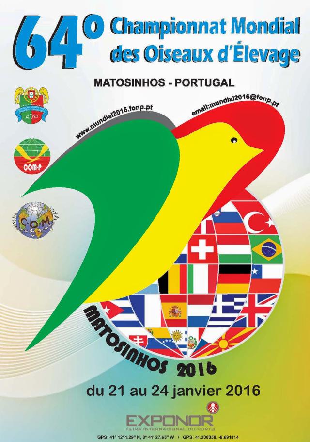 mundial de portugal ornitologia canarios 2016