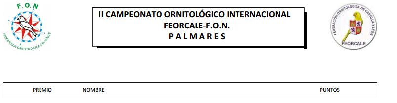 palmares